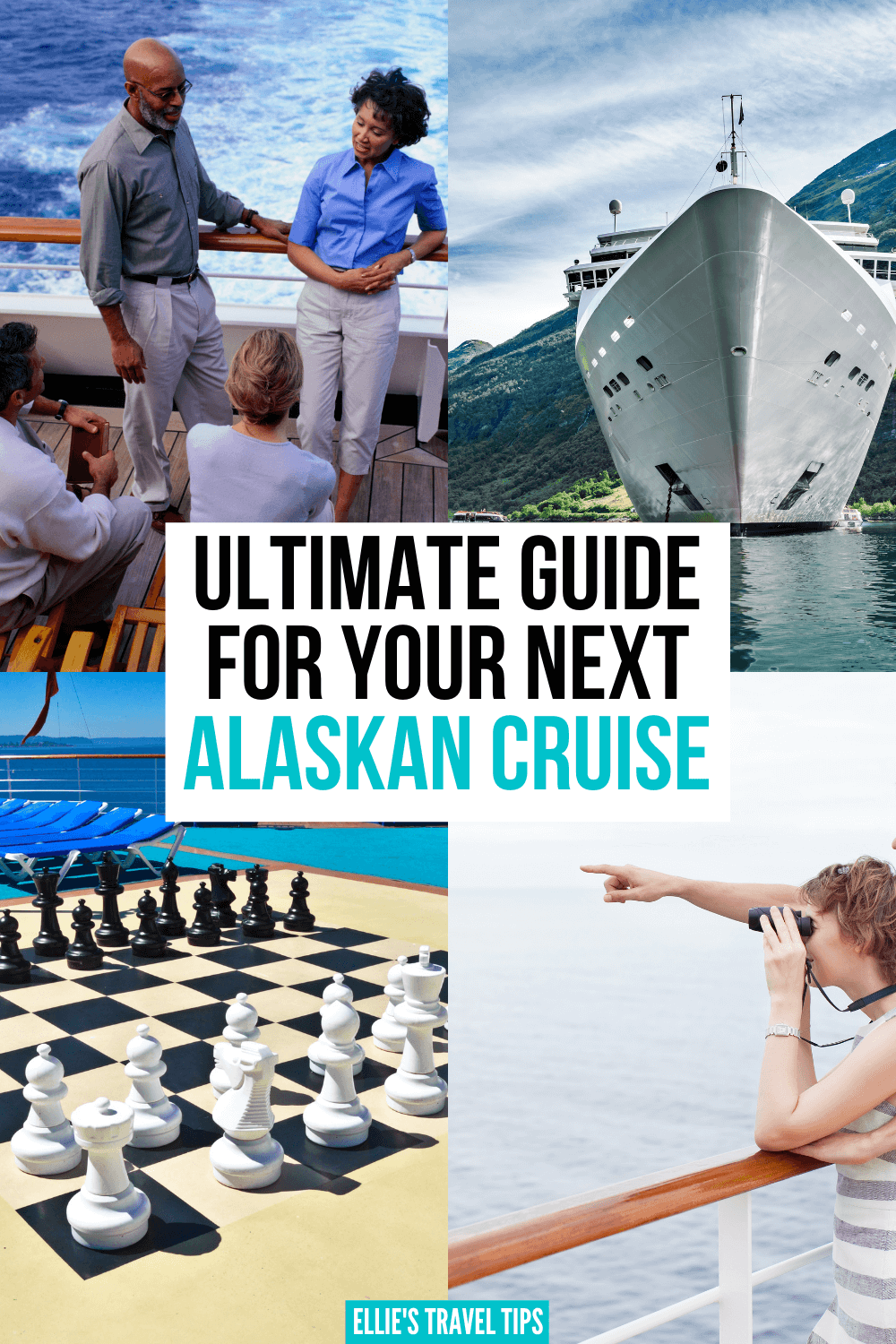 Ultimate guide for Alaskan Cruises