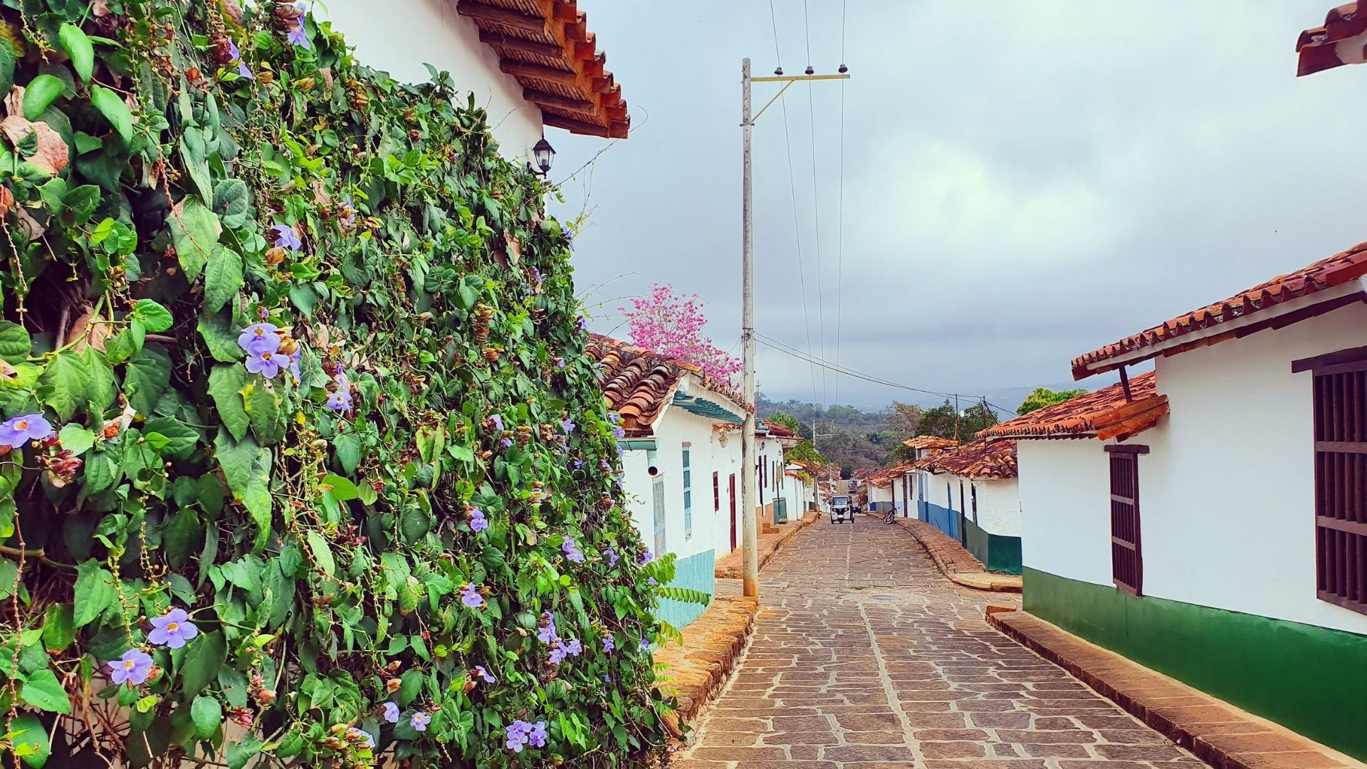 Barichara vacation spots in South America