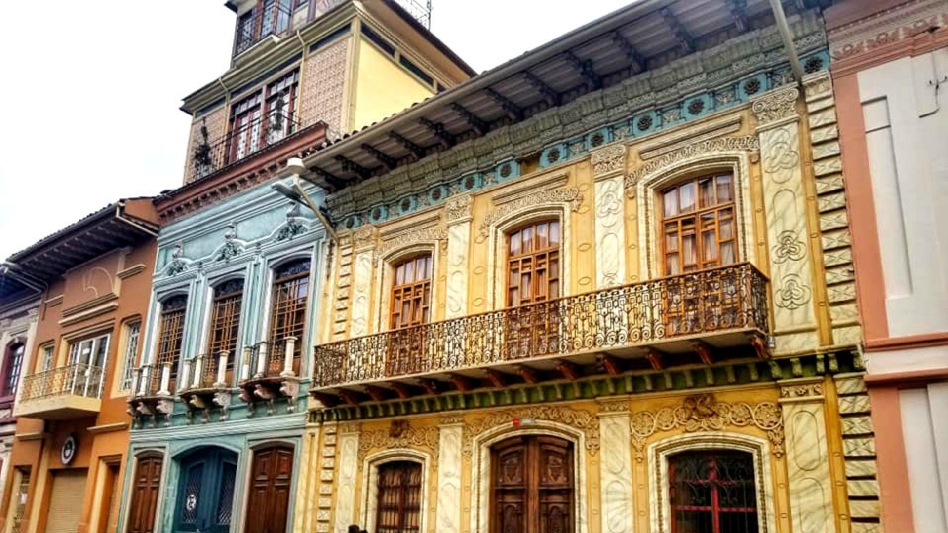 Cuenca vacation destinations in South America