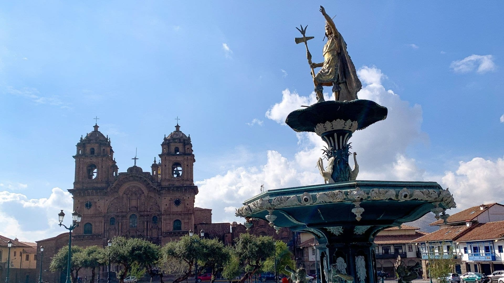 Cusco vacations in South America