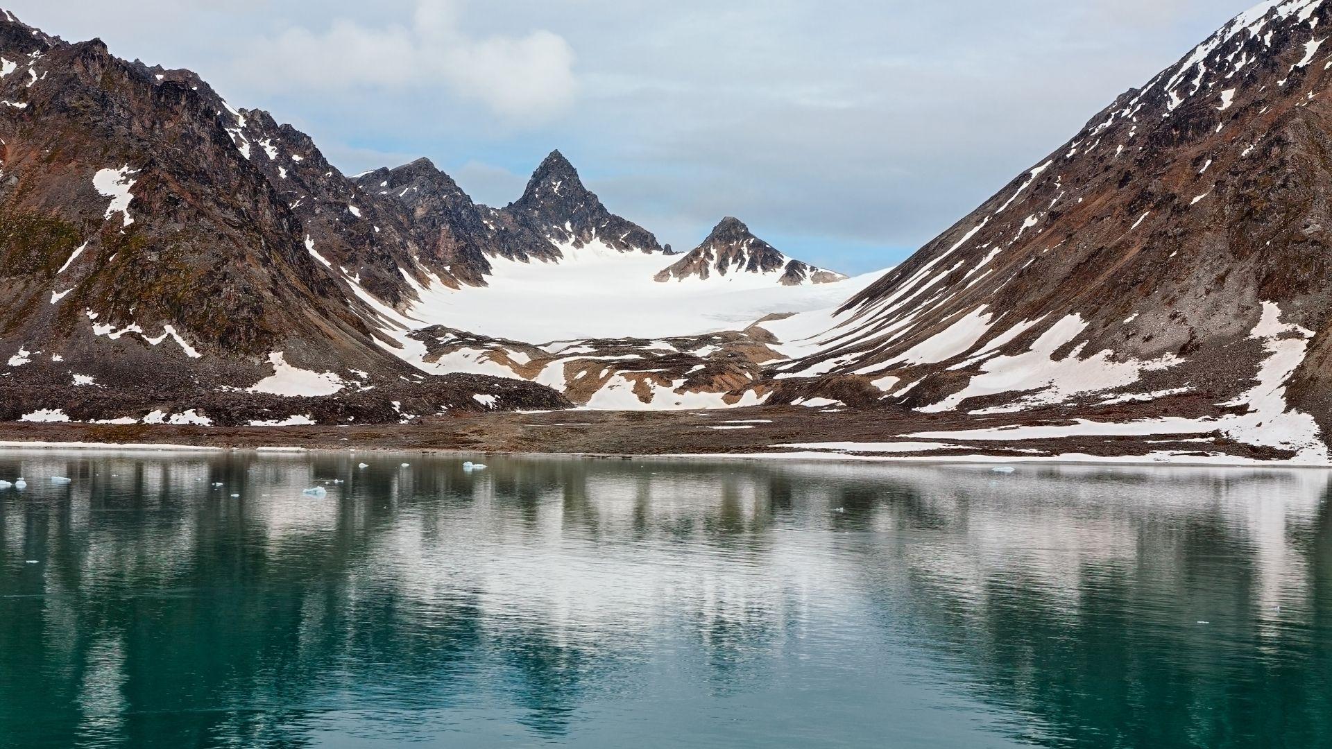 Svalbard Islands Europe cruise ports