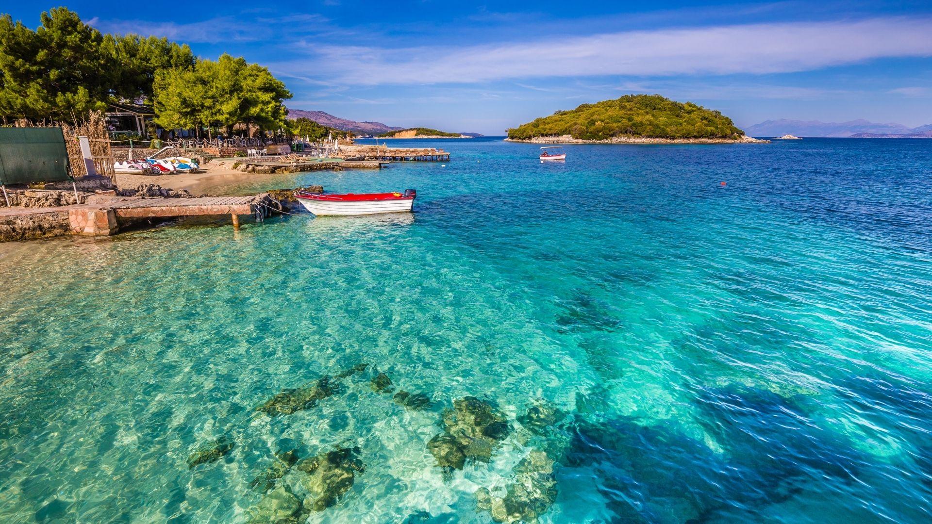 Sarande Albania unique European cruise ports