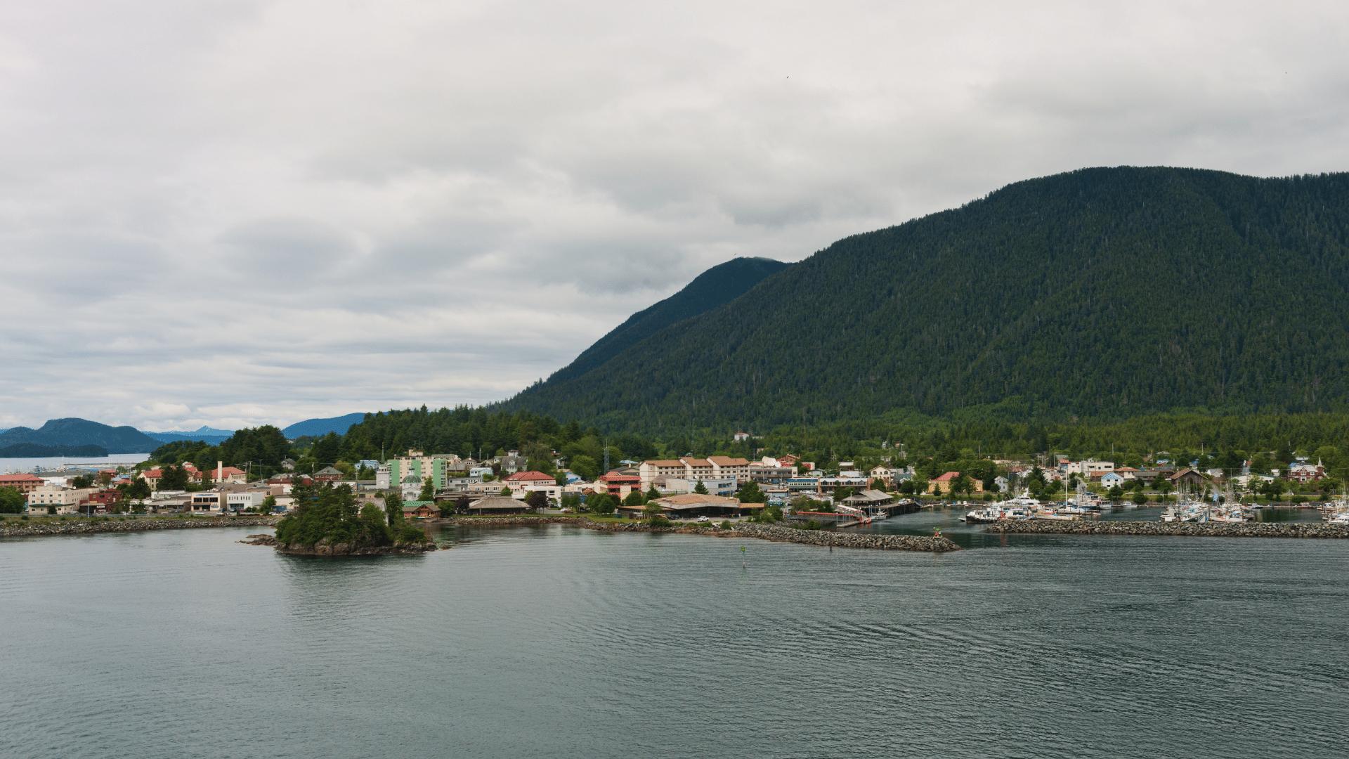 Sitka, Alaska cruising