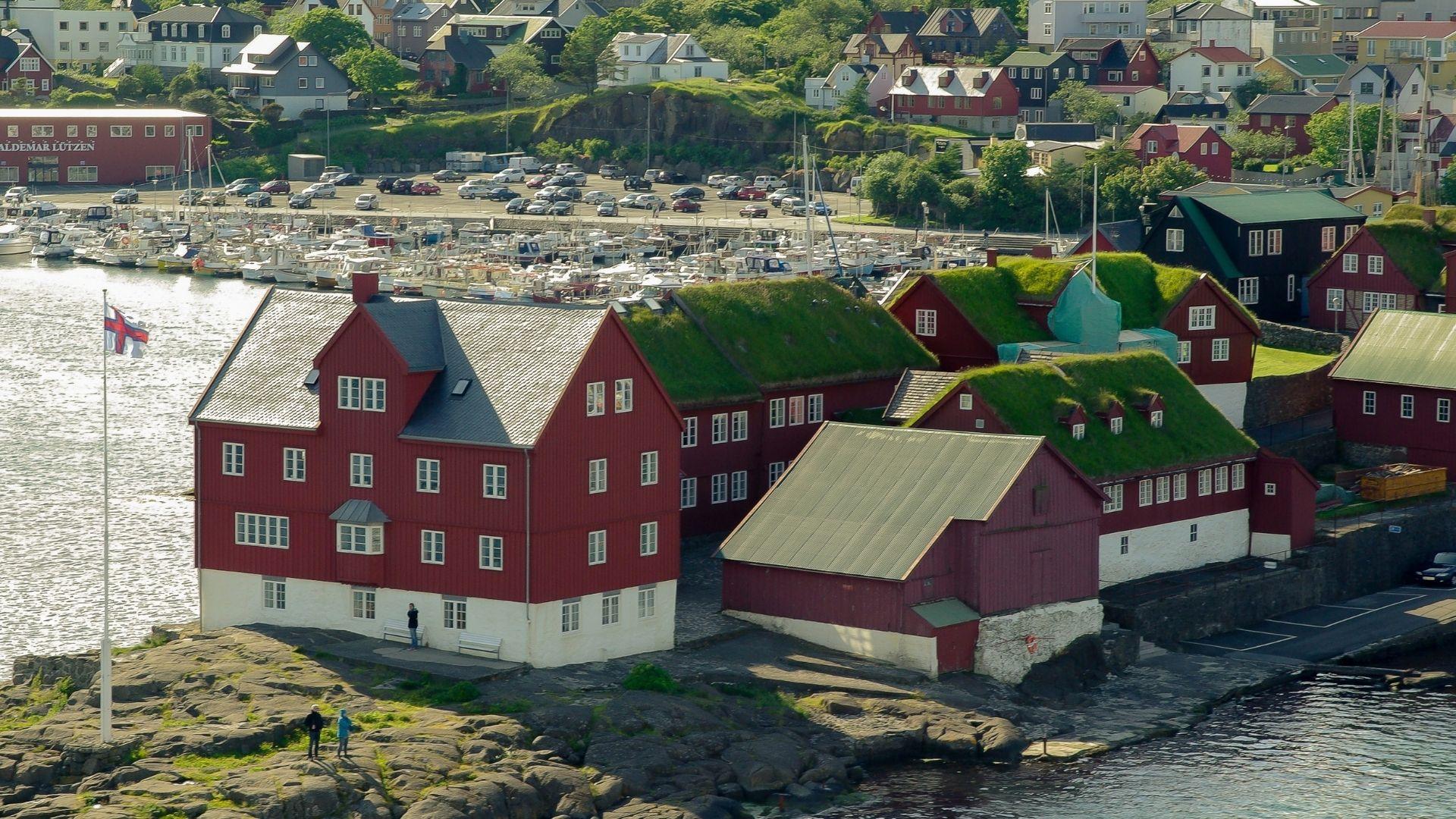 Thorshavn cruise port - unique european cruise destinations