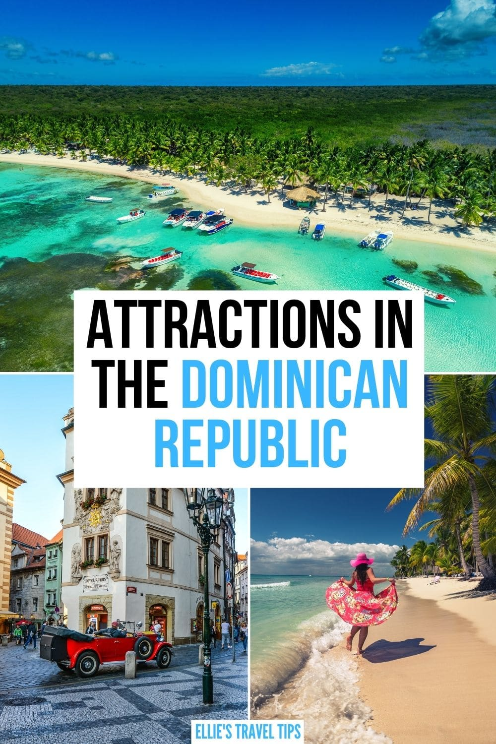 attractions in the dominican republic