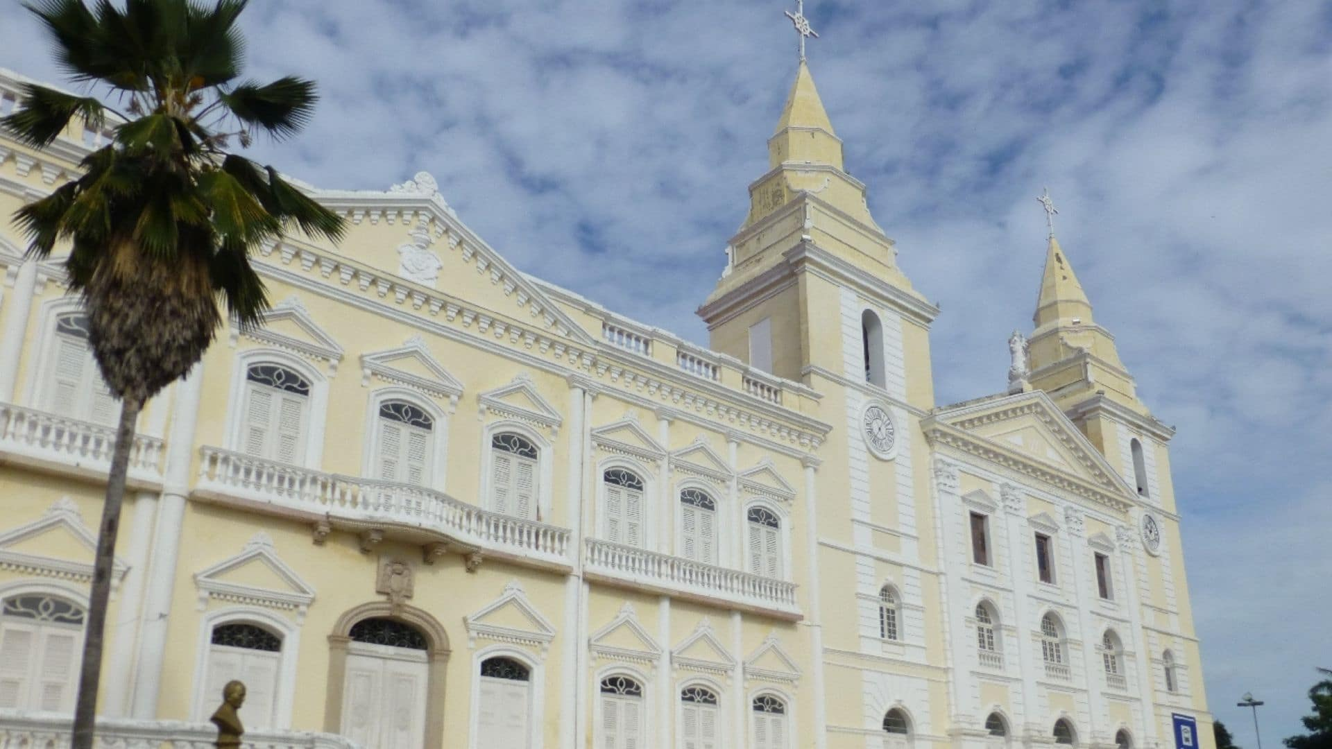 Sao Luis affordable vacation spots