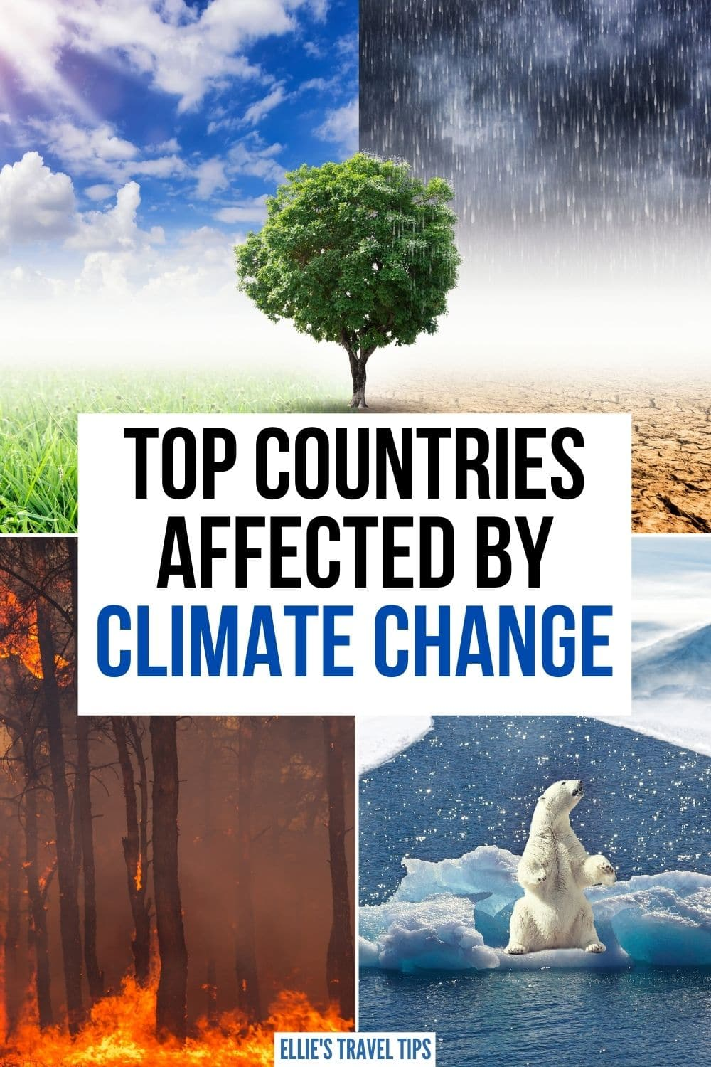 countries affected by climate change