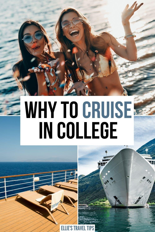 college cruise