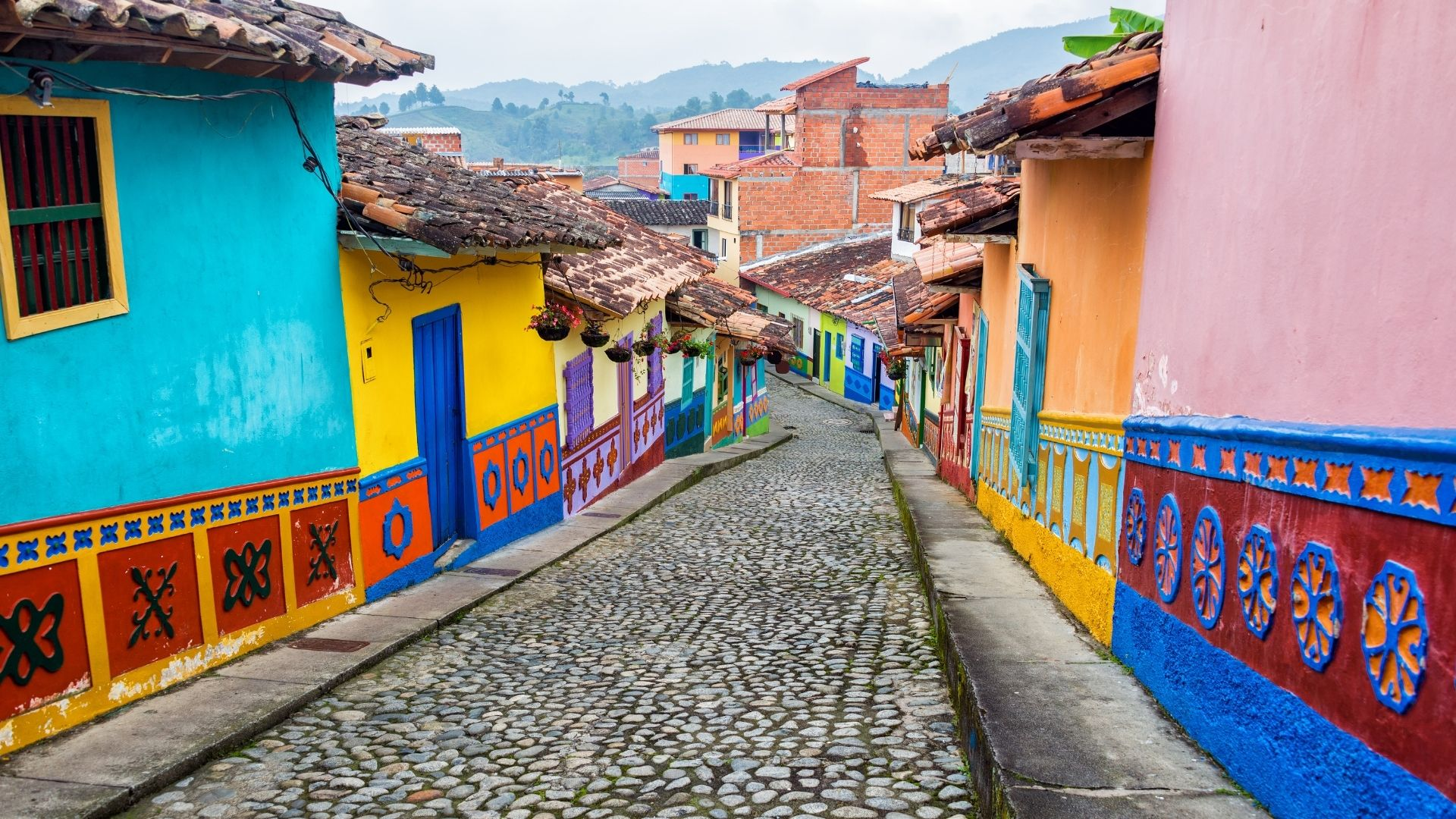 Colombia vacation destinations in South America