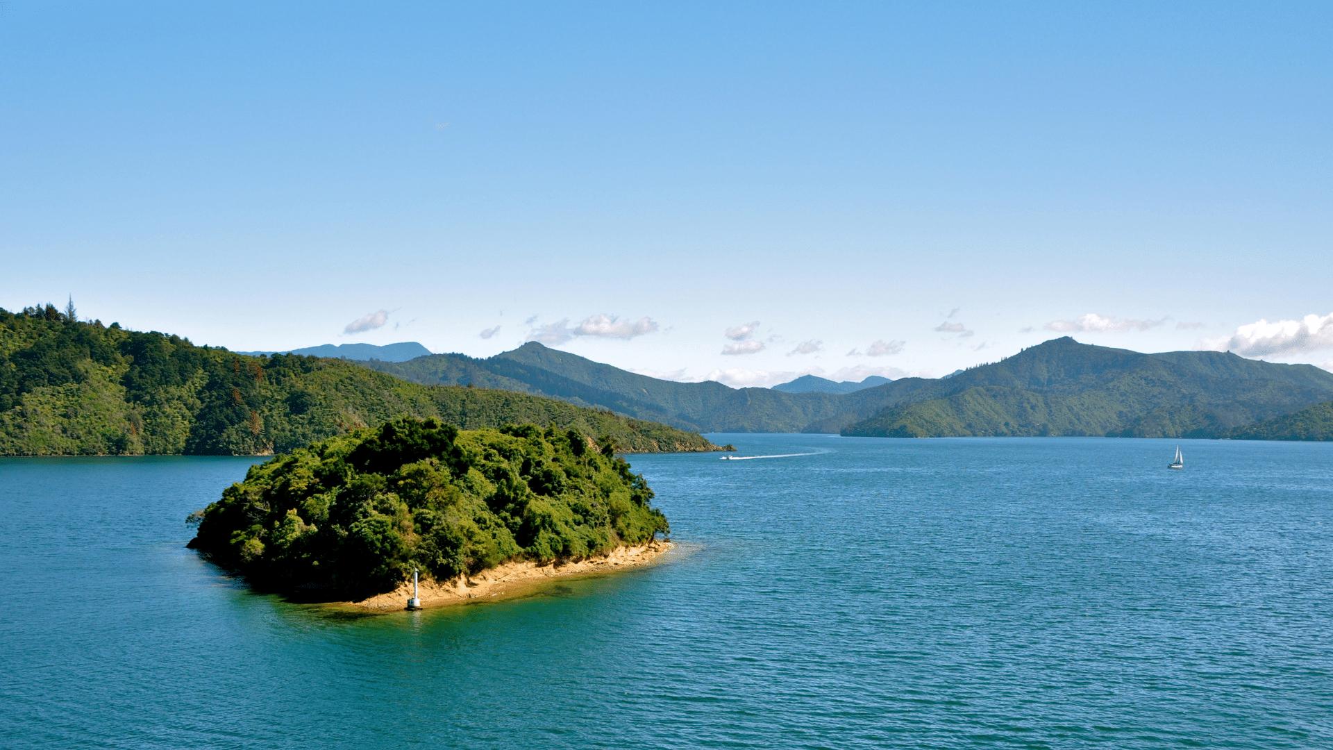 New Zealand cruise ports