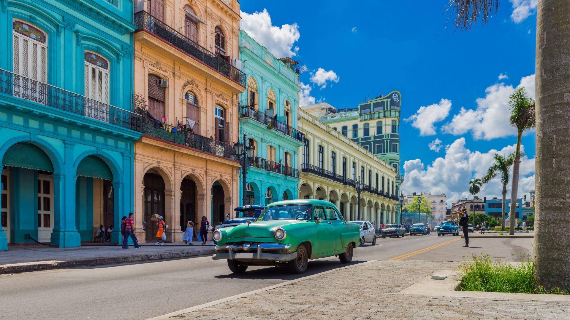 Cheap vacation spots Caribbean Cuba