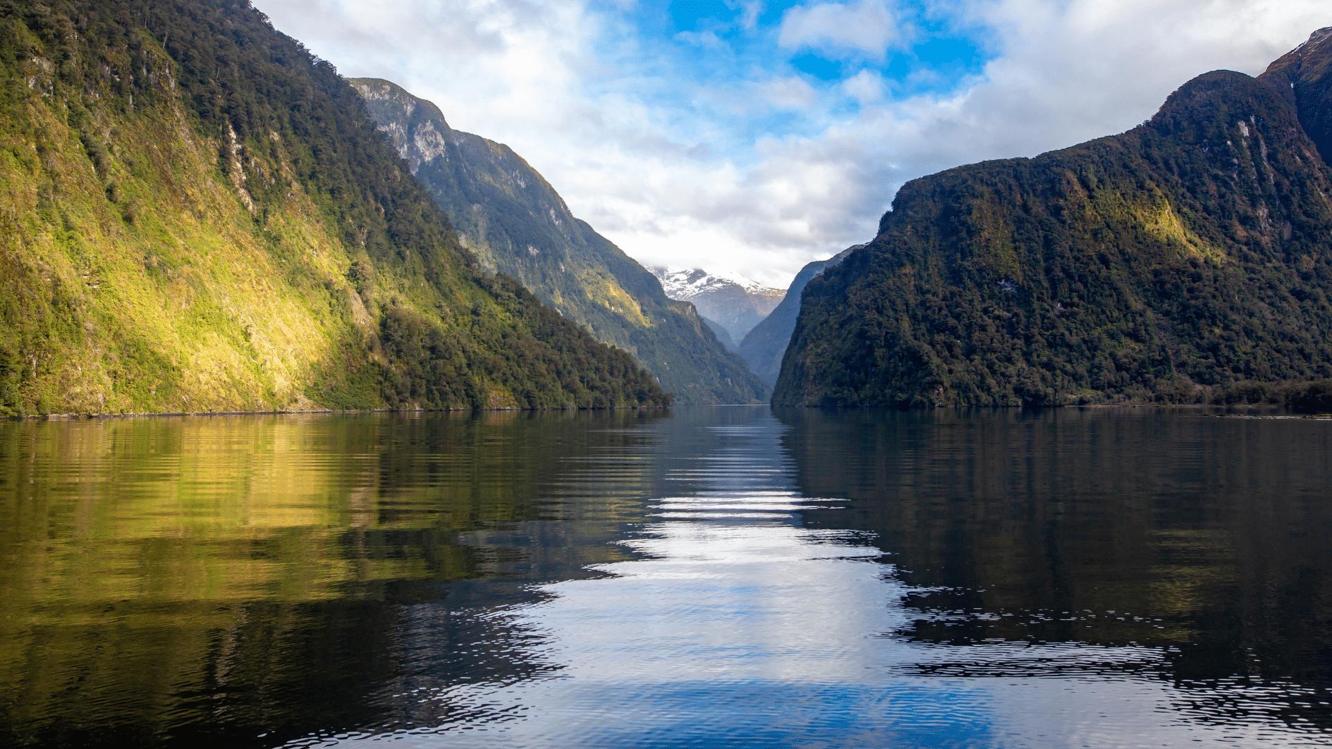 Doubtful Sound cruises New Zealand