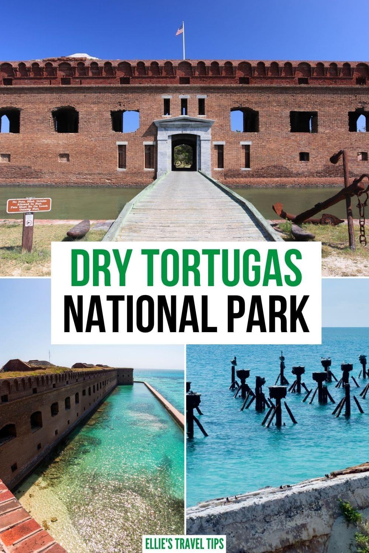 weekend getaways in Florida Dry Tortugas National Park