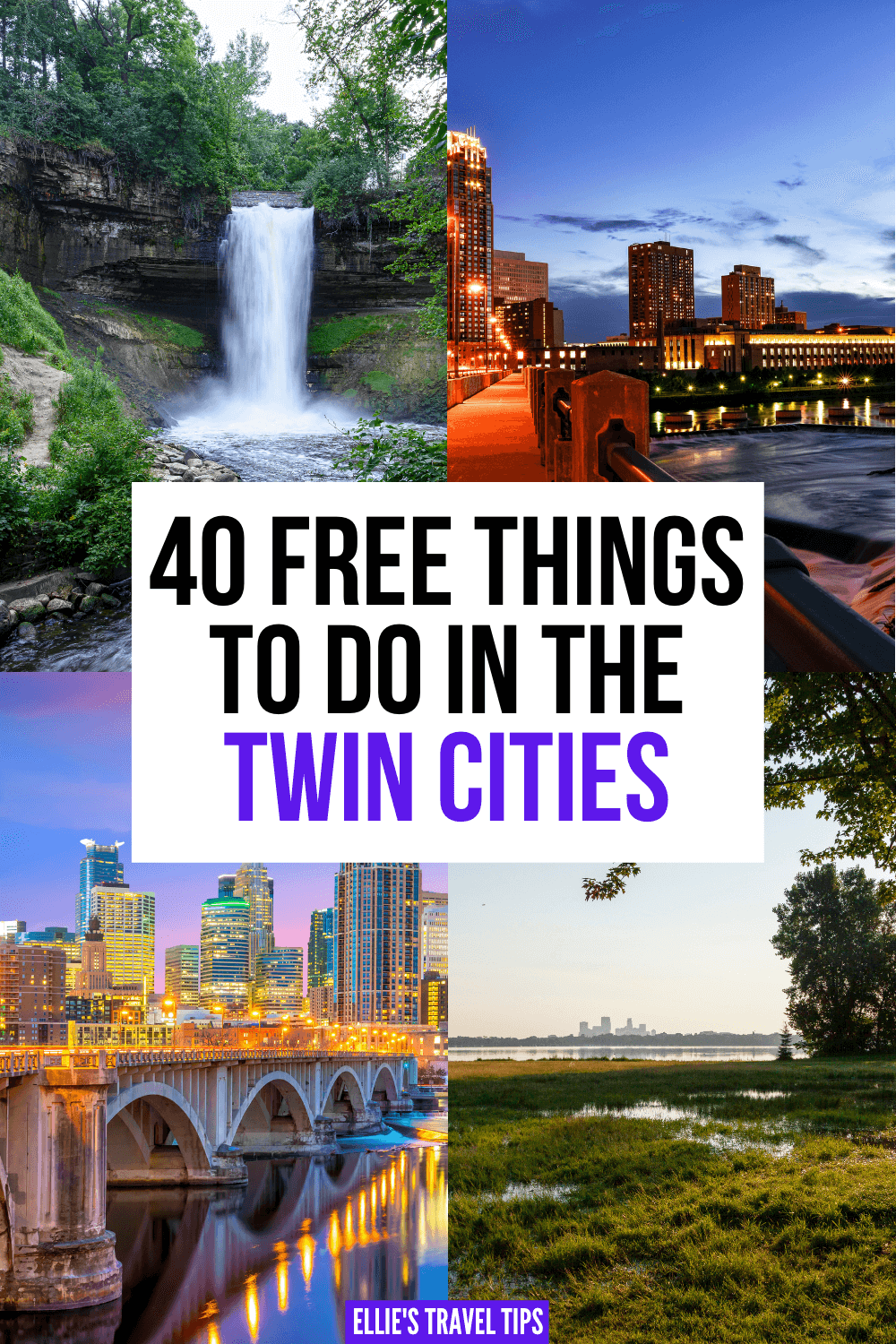free activities in the Twin Cities