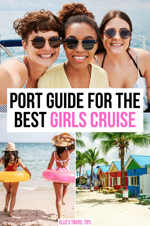 girls cruise ports