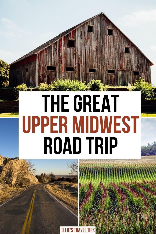 upper midwest road trip
