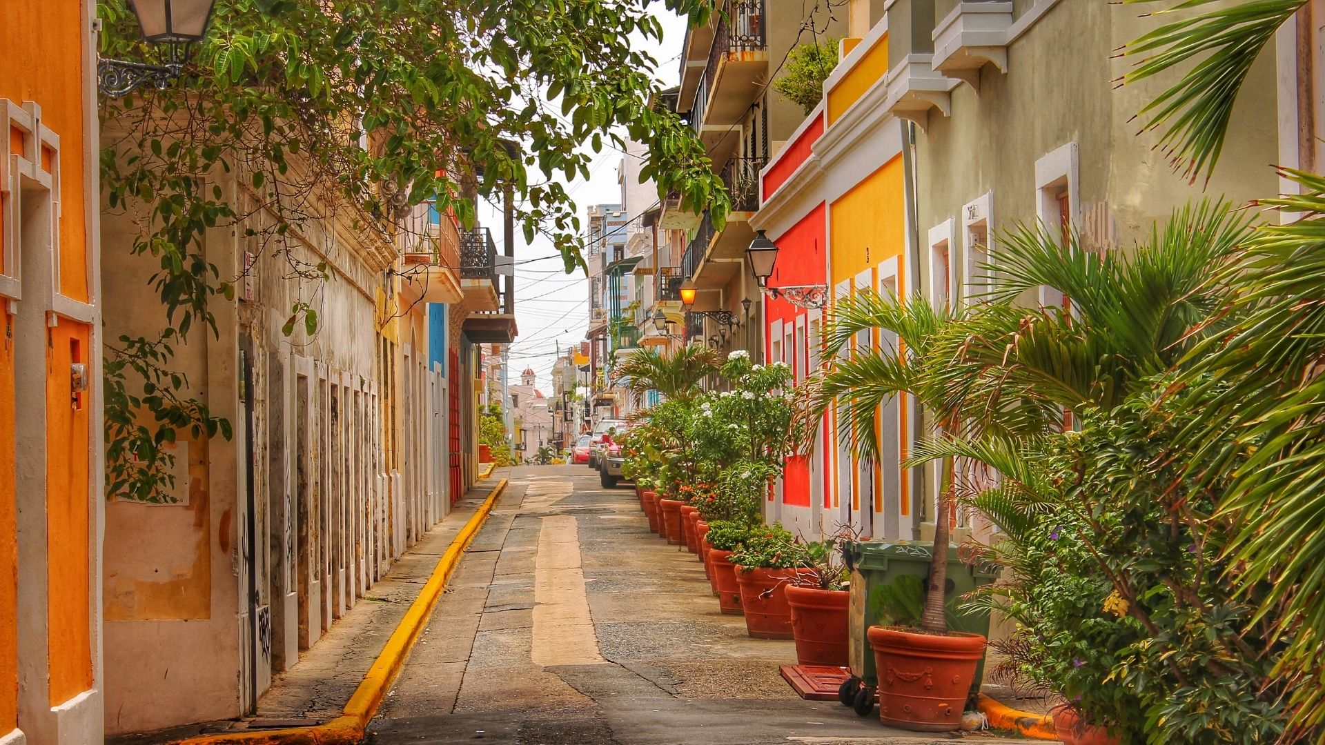 Cheapest destinations in the Caribbean Puerto Rico