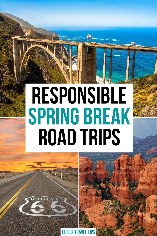responsible road trips