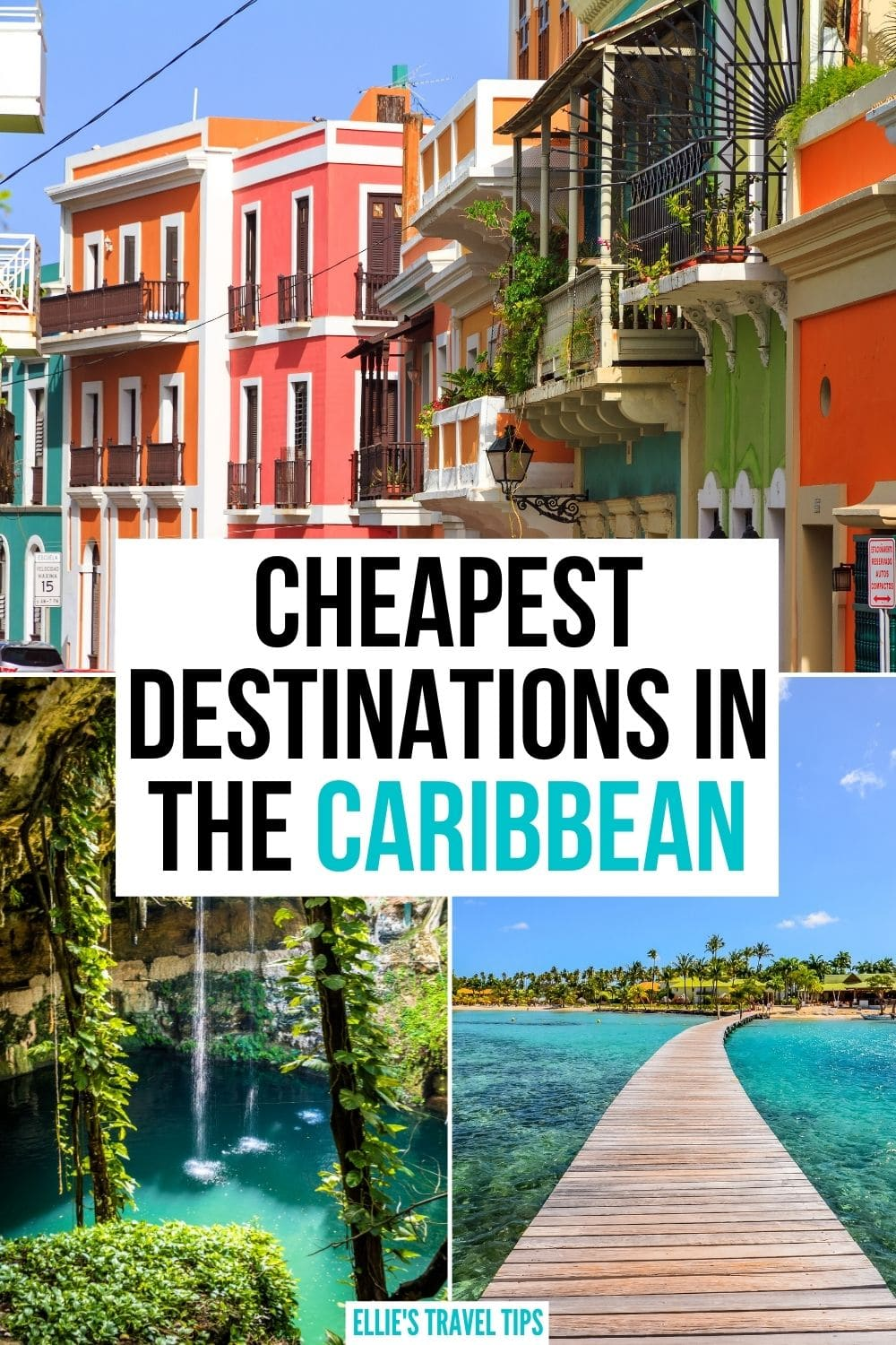 cheap destinations in the Caribbean