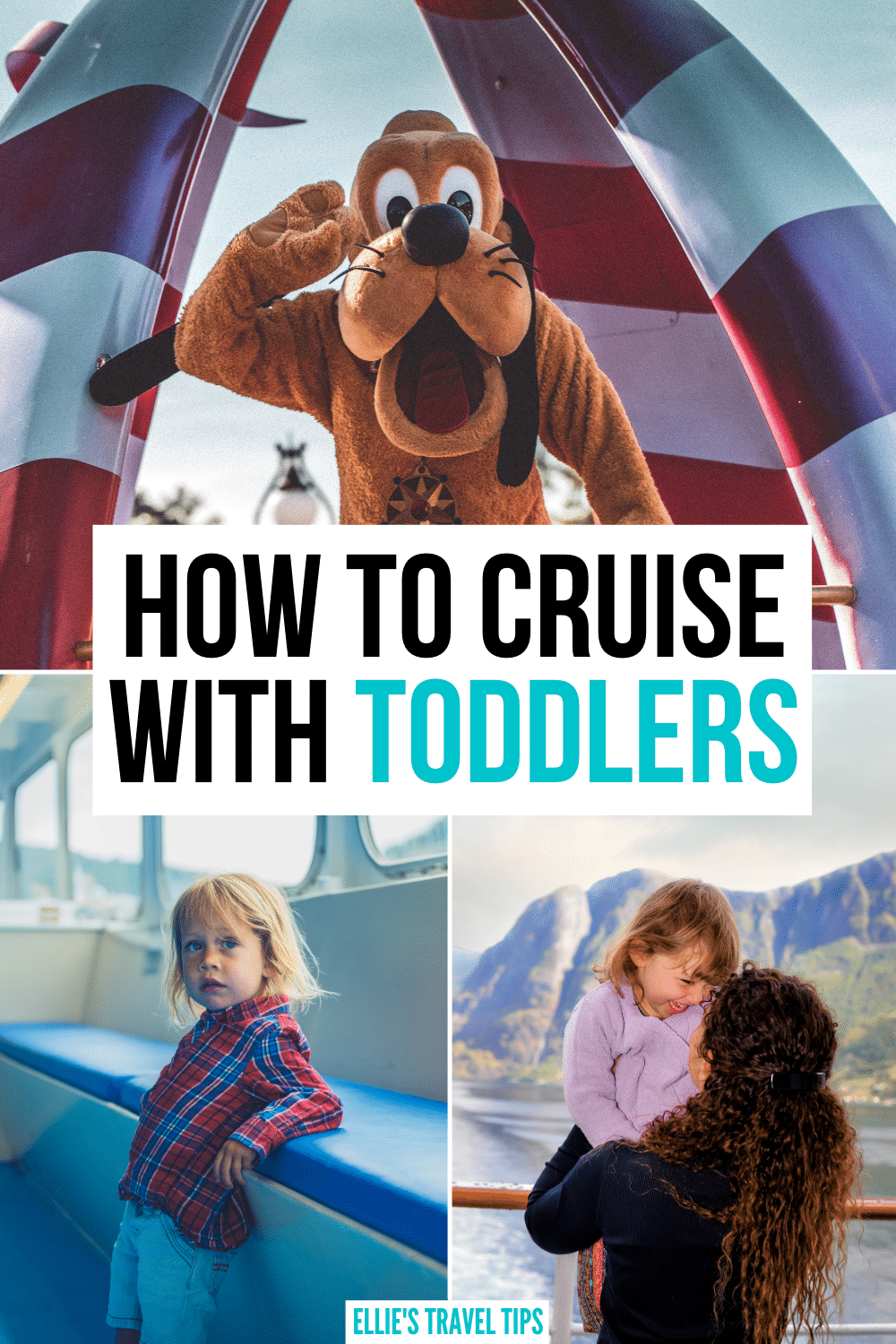cruising with toddlers