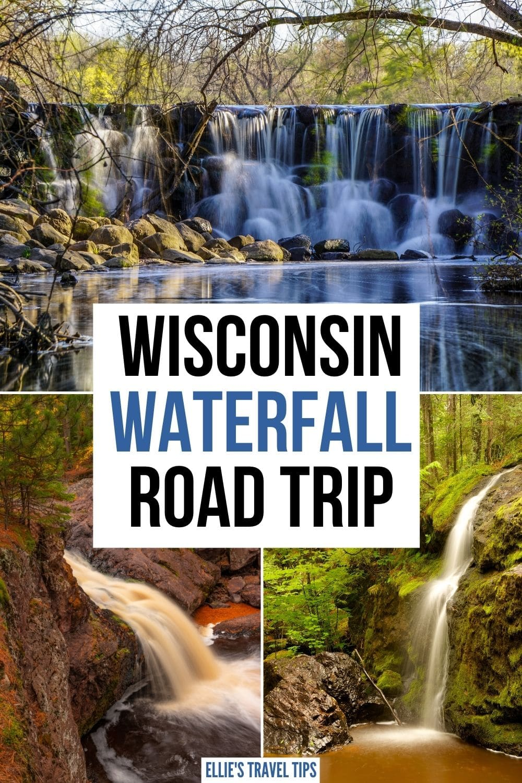 wisconsin waterfalls road trip